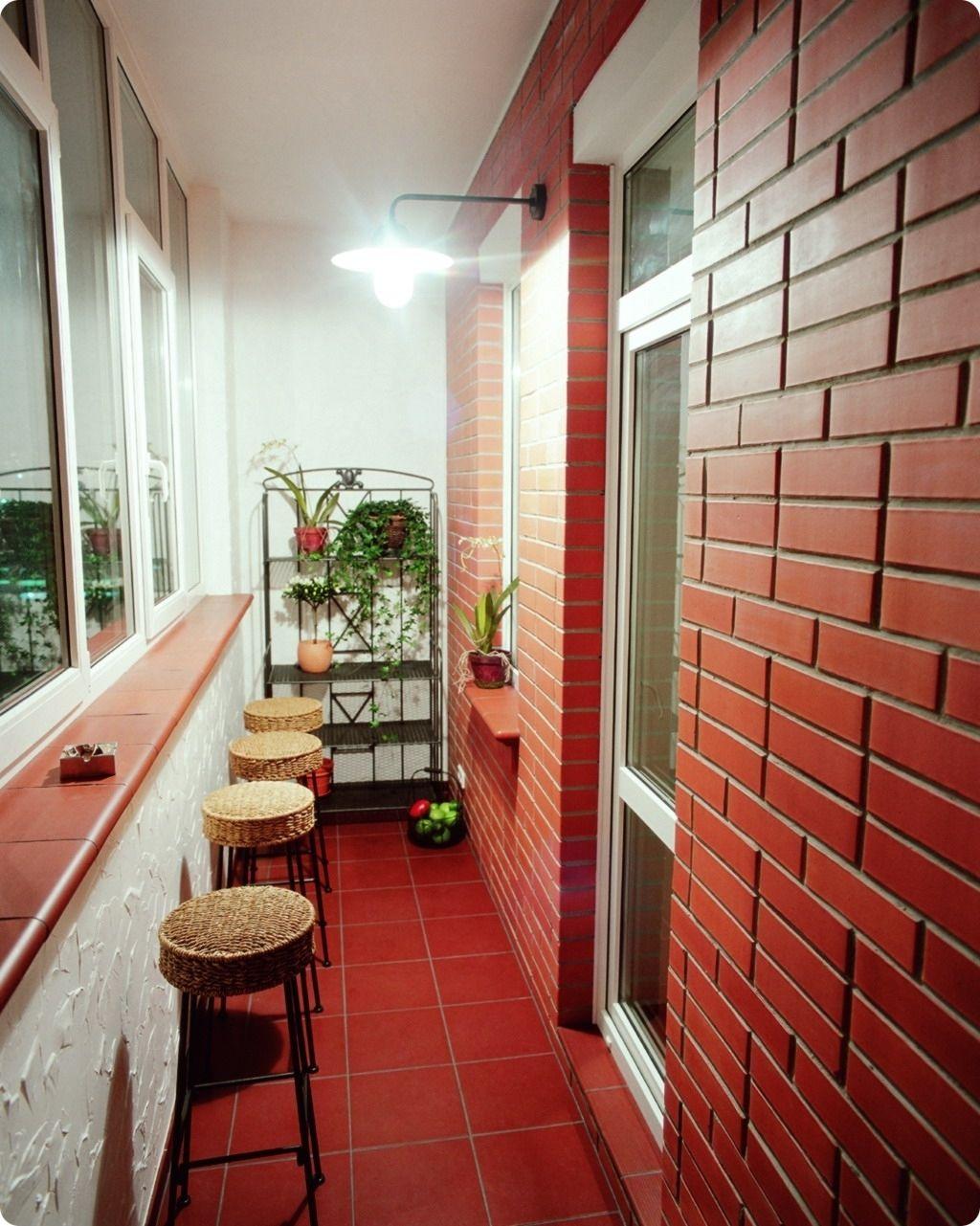 Оригинальный дизайн балкона - самое интересное в блогах.