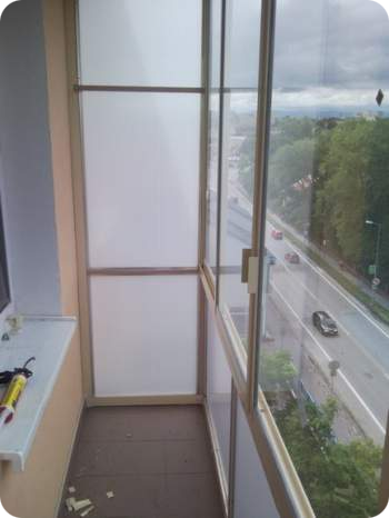 Обшивка балконов панелями пвх своими руками