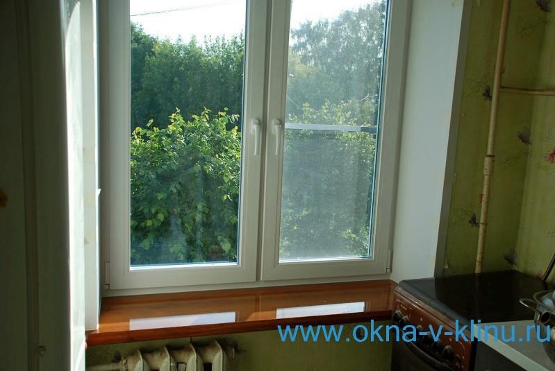 Как сделать пластиковое окно коричневым